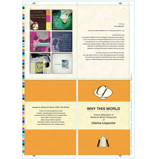 Book Design Brief
